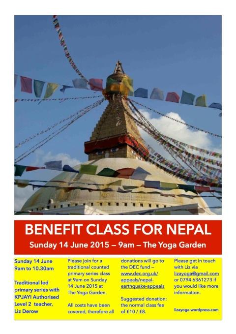 Nepal benefit class pdf